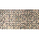 3D PVC panel Mosaic Brown Antiquity